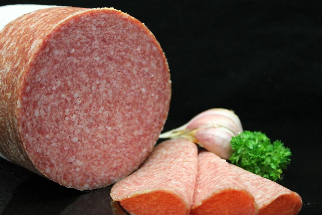 Salami met look - Slagersonline
