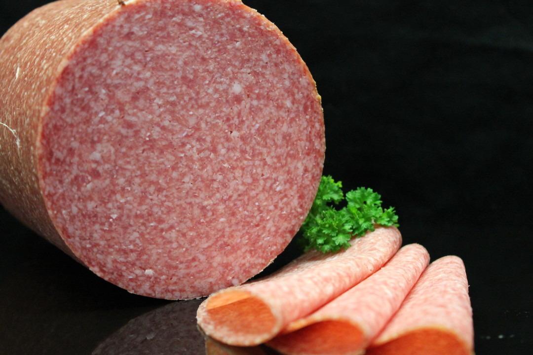 Salami zonder look - Slagersonline