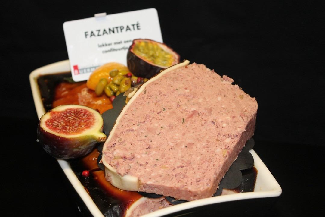 Fazantpaté - Slagersonline