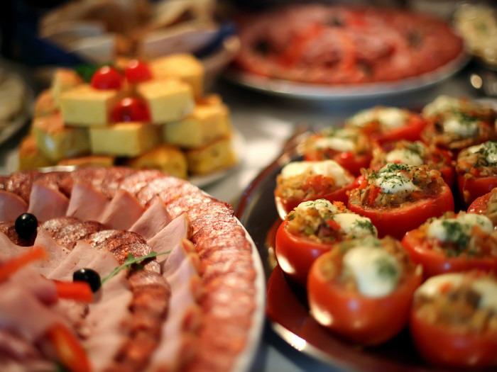 Gastronomisch Buffet (Vanaf 4 pers.) (Waarborg 10€/pp) - Slagersonline