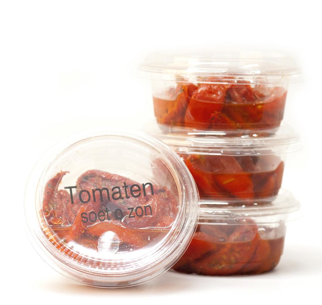 Zongedroogde Tomaatjes (100 Gram) - Slagersonline