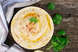 Hummus Natuur (150 Gram) - Slagersonline
