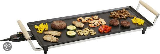 Huur Grill/Teppanyaki Bakplaat (Waarborg 25€) - Slagersonline