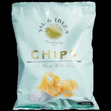 Chips Sal De Ibiza Fleur De Sel Natuur - Slagersonline