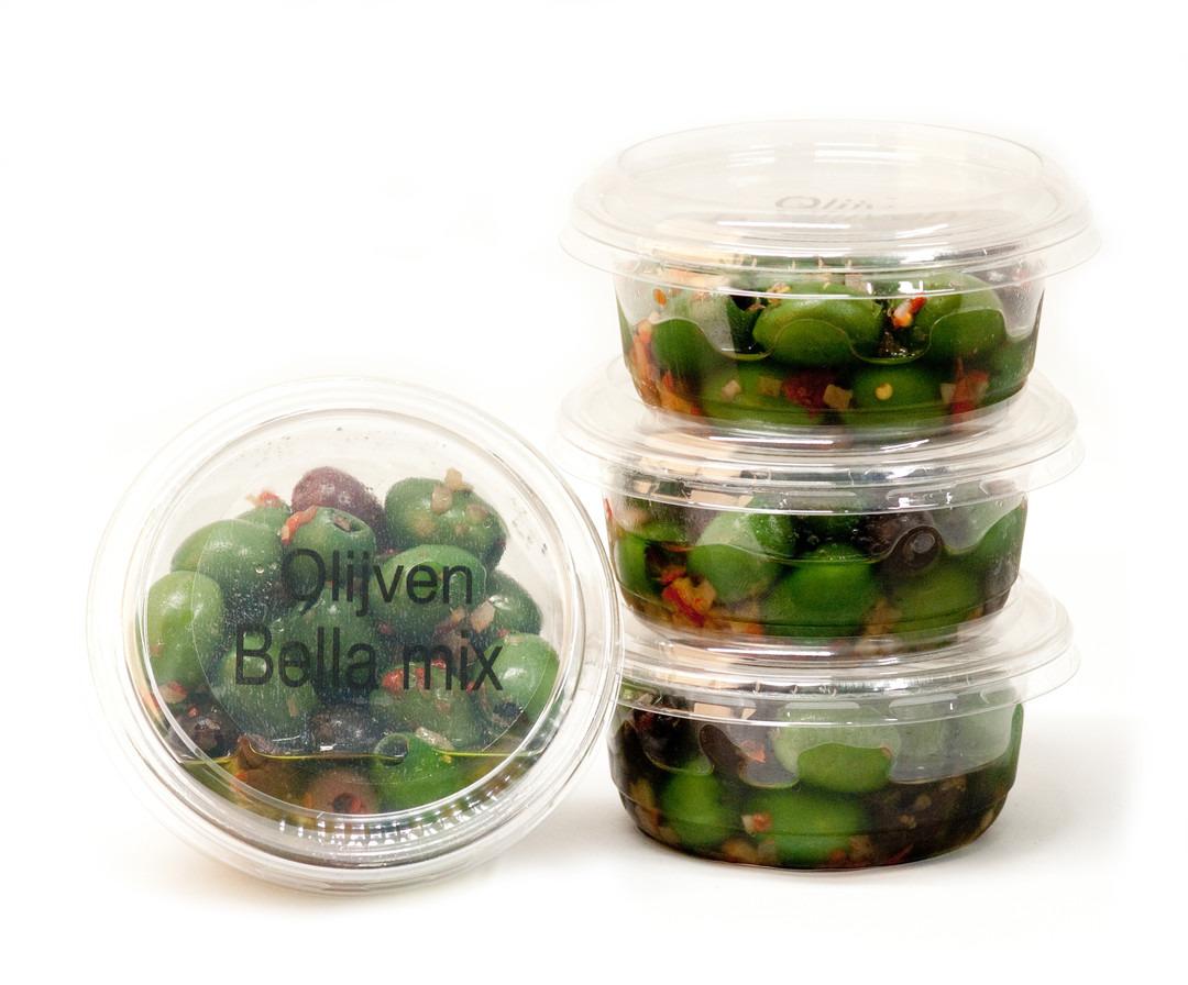 Bella Olijven Mix (100 gram ) - Slagersonline