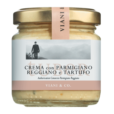 Creme van Parmigiano met witte truffel 90ml - Slagersonline