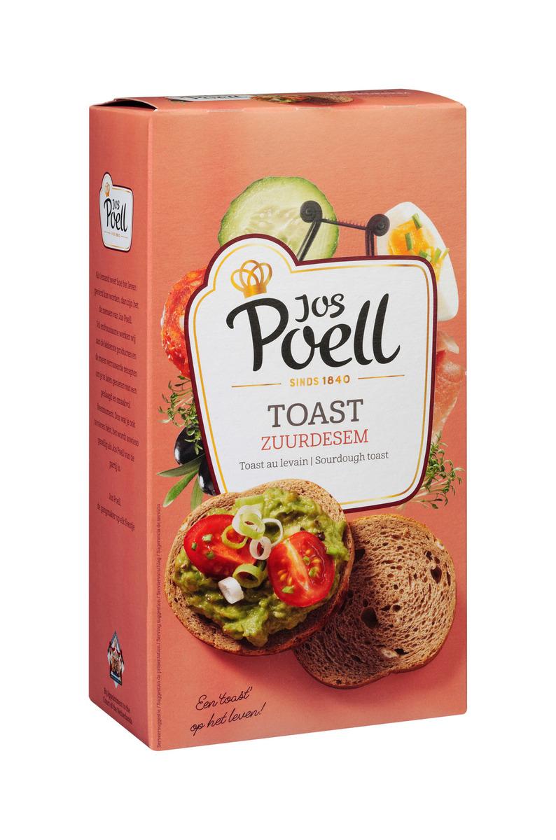 Toast Zuurdesem 100g - Slagersonline
