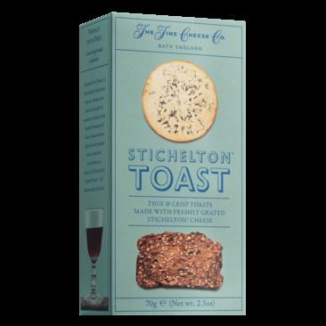 Stichelton toast  - Slagersonline