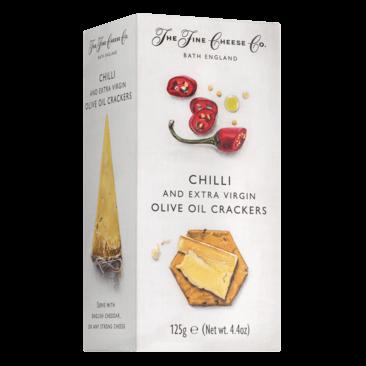 Chili en extra vierg olijfolie Cackers  - Slagersonline