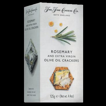 Rosemary & extra virgin olive oil crackers  - Slagersonline