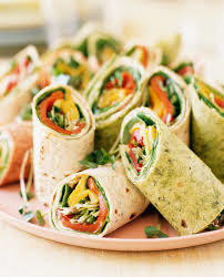 Wrap Chicken chorizo mozzarella  - Slagersonline