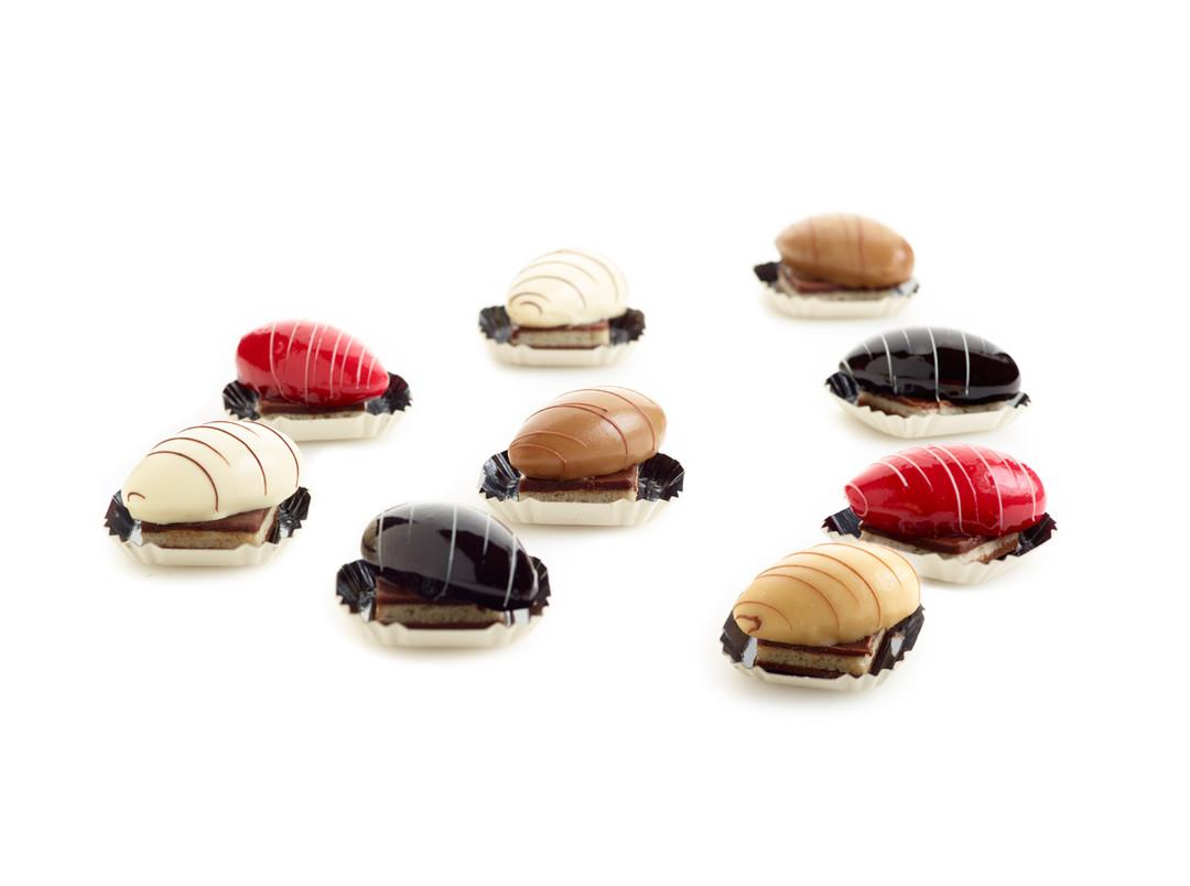 Mini Mignardises per 6 stuks  - Slagersonline