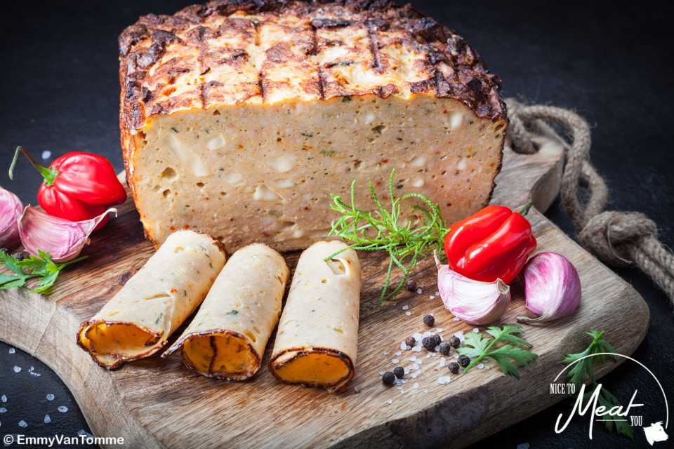 Bombay kippenbrood - Slagersonline