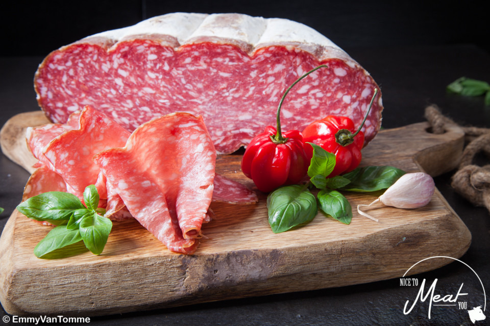 Italiaanse salami - Slagersonline