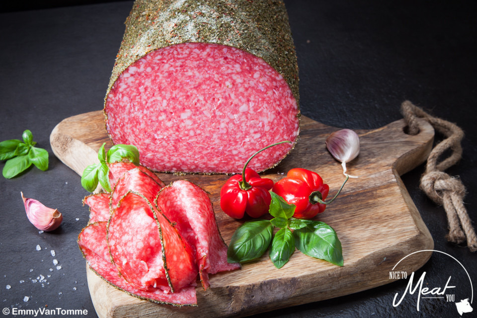 Spaanse salami - Slagersonline