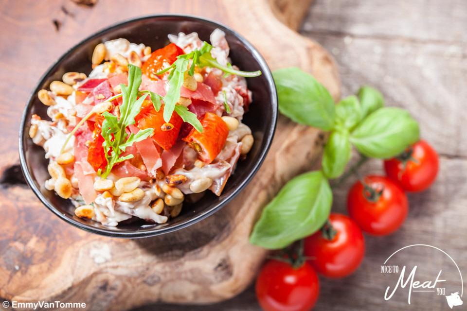 Zuiderse hamsalade - Slagersonline