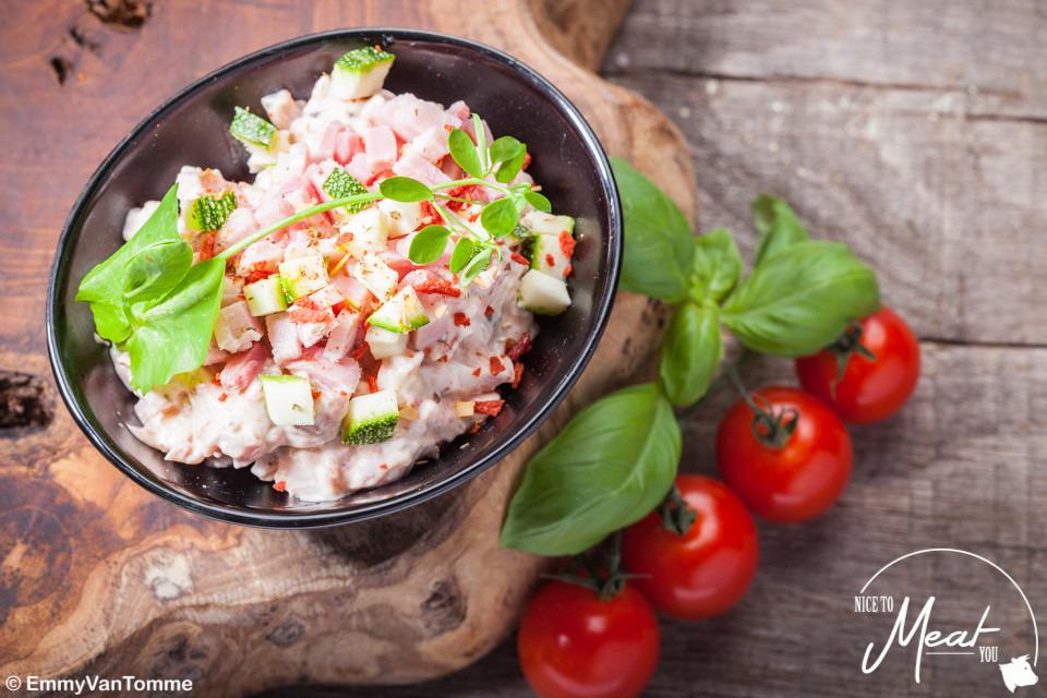 Toscaanse hamsalade - Slagersonline