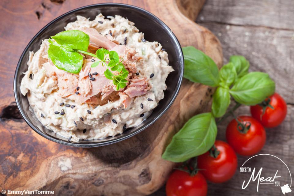 Japanse tonijnsalade - Slagersonline