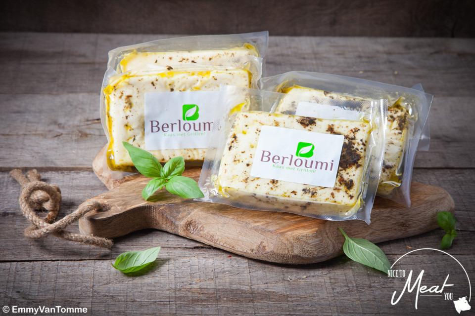 Berloumi grillkaas - Slagersonline