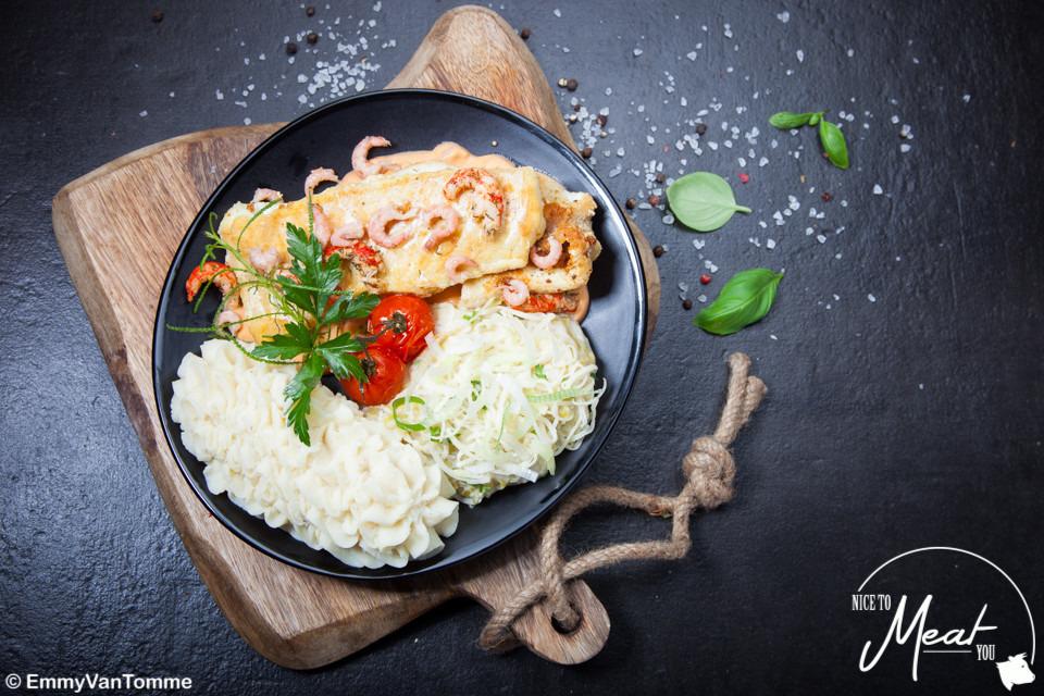 Dagschotel vis - groenten - aardappelgerecht - Slagersonline