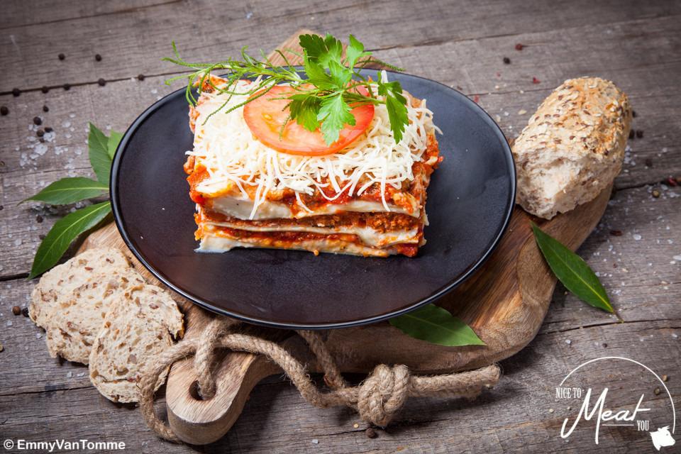 Lasagne +/- 500g - Slagersonline