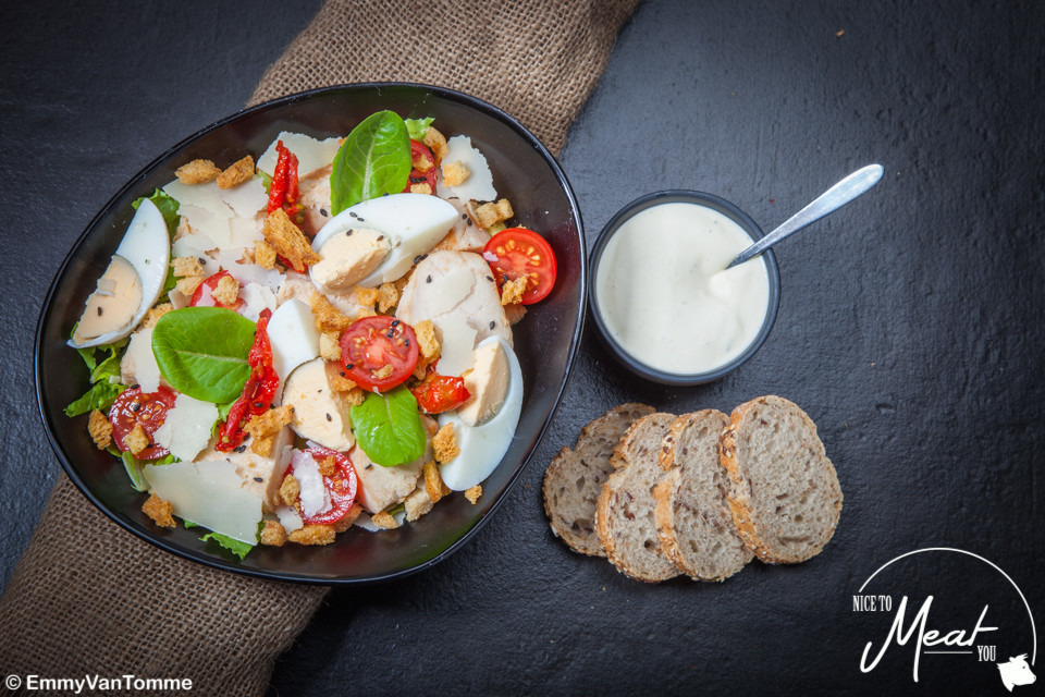 Caesar salad - Slagersonline