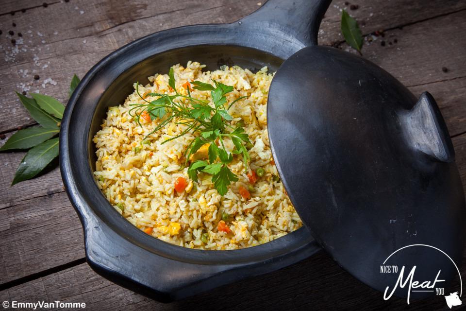 Gebakken rijst - Slagersonline