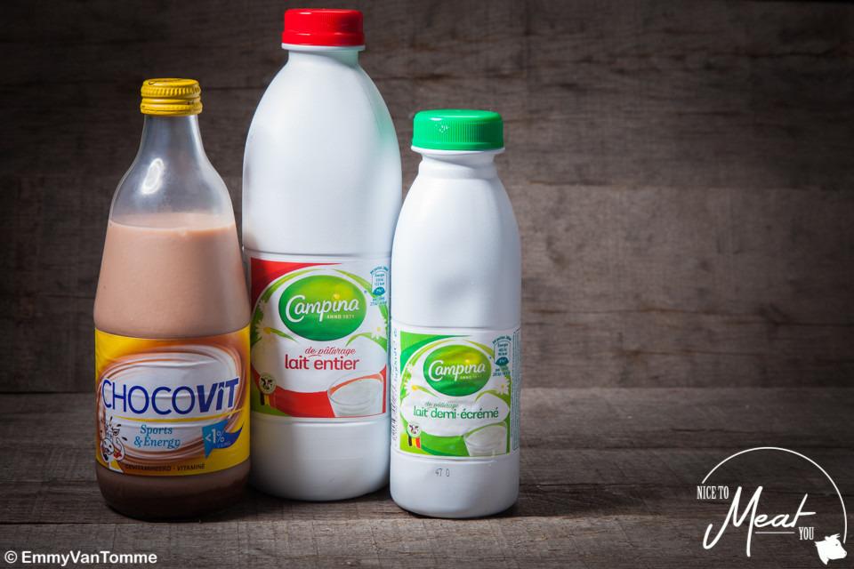Halfvolle melk 1/2L - Slagersonline