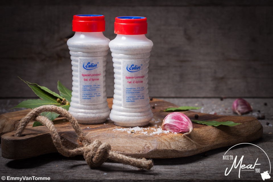 Evlier vleeskruiden - Slagersonline